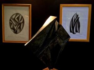 Sculture e disegni, Centro Espositivo Antonio Berti, 2014
