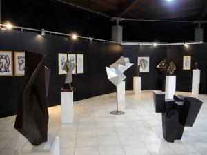 Disegni e sculture, mostra  al Centro Espositivo Antonio Berti, Sesto Fiorentino, 2014