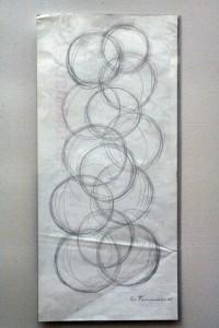 Studio per scultura, 2001