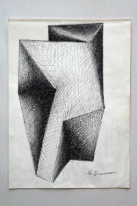 Contrasto di piani, 1975